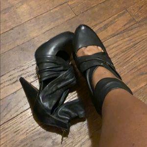 Blacks shoes